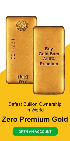 GoldCore Zero Premium Gold