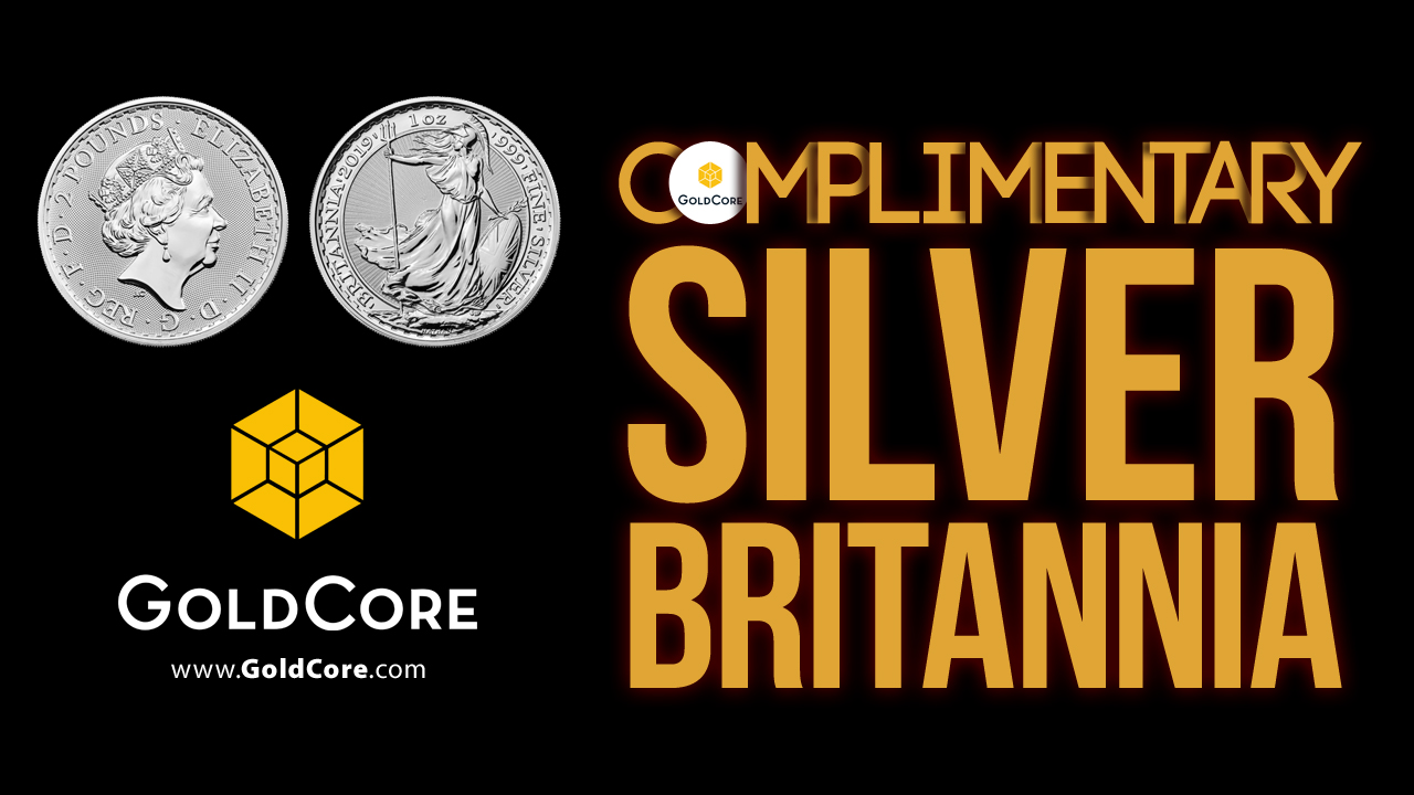 Complimentary Silver Britannia