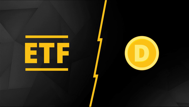 ETF versus Digital Gold