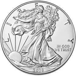 silver eagle 2019