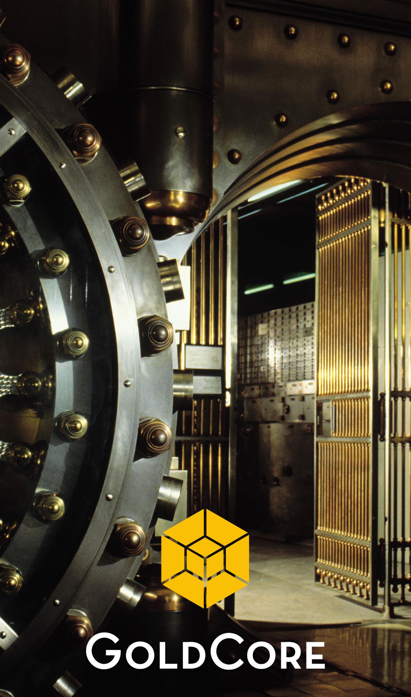 Secure Storage Vault